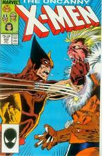 Uncanny X-Men # 222 (Marc Silvestri, autographed by Chris Claremont) (USA, 1987)