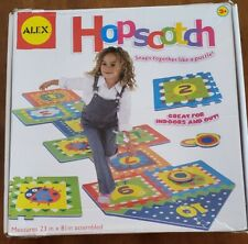 Alex Hopscotch Puzzle / Mat Rug Active Play