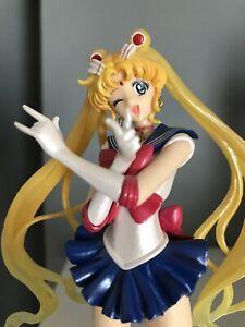 Bandai Figuarts Zero Sailor Moon Crystal Figure, No Box