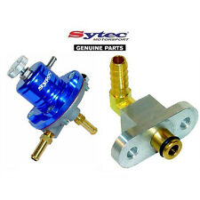 REGULADOR DE PRESIÓN COMBUSTIBLE SYTEC+MAZDA RX7 DOBLE TURBO ADAPTADOR INYECCIÓN