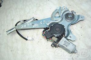 Lexus GS 430 (S16) Window Regulator Window Lift Motor Rear Right 85720-30291
