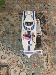 vintage nitro rc boat