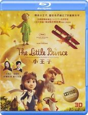 The Little Prince (2015) Blu-Ray 2D + 3D [Region A] Animated Film - Jeff Bridges