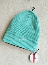 Lululemon Totally Toasty Toque Heathered Menthol Green Deep Coal