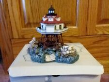 Harbour Lights Thomas Point #421 1998 Coa With Original Box , See Descrp