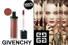 AUTHENTIC GIVENCHY LADY PULP Volume& Mat LIP LACQUER 704 COPPER DISCONTINUED £27