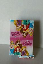 DISNEY PRINCESSES  ( All The Movies ) Pack of Chocolate Eggs with Toy Surprise