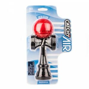 Catchy Air Kendama - Red & Black