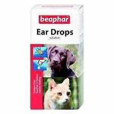 Beaphar Ear Drops