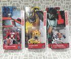 Hasbro Transformers Optimus Prime Bumble Bee Starscream 2 in 1
