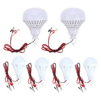 12V LED Bulbs Lamp for Night Market Stall Emergency Outdoor Camping Light