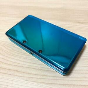 Nintendo 3DS Aqua Blue body Japanese ver