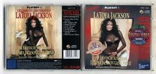 Pc LA TOYA JACKSON Playboy Celebrity Centerfold 1995 Digital Video Erotische VCD