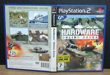 HARDWARE: ONLINE ARENA - PS2 - PlayStation 2 - PAL - Italiano - Usato
