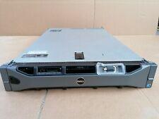 "DELL PowerEdge R710 2X E5620 @ 2.40Ghz 32GB DDR3 Perc H700 2XPSU 6x 3.5"" bay"