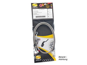 Stahlflex-Leitung MOTO GUZZI California 1100 i (KD) - Bremse vorne/hinten - 1...