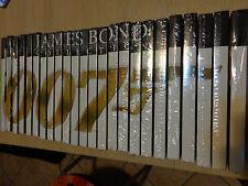 OPERA COMPLETA IN 24 DVD 007 JAMES BOND COLLECTION CORRIERE DELLA SERA