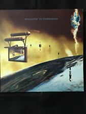 """SNAP - Welcome to tomorrow - 12"""" Vinile Maxi Single Version"""
