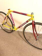 Vintage Cougar Steel Deda Road Racing Time Trial Bike Frame Dura-Ace 7400 X-Lite