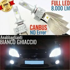 Kit Lampade Luci LED H7 FORD FOCUS mk2 st tuning fari ANABBAGLIANTI 6500K CANBUS