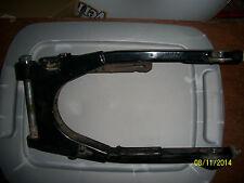 Harley Davidson Sportster Swingarm , Axle Adjusters, & Lower Belt Guard
