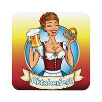 Oktoberfest 2 - Sous-verre sous bock imprimé haute définition Coaster HD bar pub