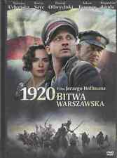 1920 BITWA WARSZAWSKA, Szyc, Olbrychski, Polish DVD, Polski film Sealed