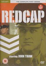 REDCAP - Complete 1st Series. John Thaw. ITV 1964/65 (4xDVD BOX SET 2005)