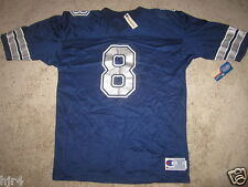 Troy Aikman #8 Dallas Cowboys NFL Champion Jersey 52 2XL NEW