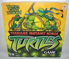 Milton Bradley ©2003 TEENAGE MUTANT NINJA TURTLES Game