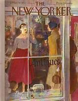 1951 New Yorker Mar 31 - Connecticut Antique Shop