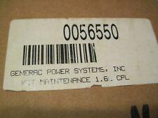 Generac Maintenance Kit # 0056550 1.6L CPL