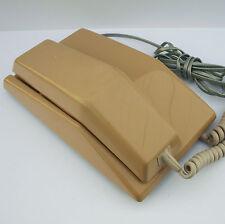Northern Telecom Rotary Dial Telephone Contempra Desk Phone Beige Vintage Retro