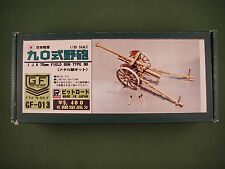 Pit Road 1/35 Metal Model Kit IJA Type 90 75mm Field Gun GF-013