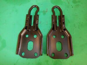 Miatamecca Used Front Tow Hook Set Fits 90-05 Mazda Miata MX5 NA015634YD OEM