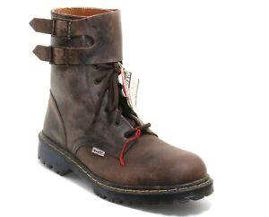 375 Schuh Leder Schnürschuhe Boots Schnürung Herrenschuhe Stiefelette Levis 45