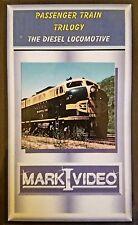 Mark I Video -The Diesel Locomotive & Passenger Train Triliogy (Combo DVD)