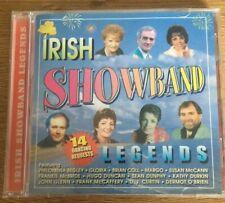Irish Showband Legends CD - Irish Country Music