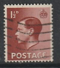 Gb Error Variety Used 12P Bronte Sg1125 1980 Stamps Face Shade Pinkpale