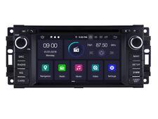 Android 9.0 GPS Navi DVD Radio Wifi For Jeep Wrangler Compass/Dodge RAM/Chrysler
