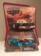 Disney Pixar Cars MARIO ANDRETTI