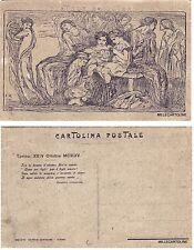 """# WWI - 1915 - CARTOLINA DI SOSTEGNO PER I MILITARI """"LANA PER I FIGLI"""""""