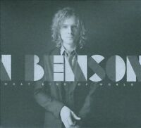 What Kind of World 2012 by Brendan Benson ExLibrary