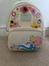 Loungefly Disney Alice In Wonderland Mini Backpack