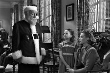 "New 5x7 Photo: Maureen O'Hara and Natalie Wood in ""Miracle on 34th Street"""