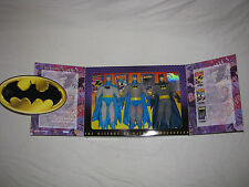 History of Batman FAO Schwartz Exclusive  - NOS - Mint factory sealed