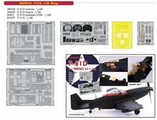 Eduard 1/48 North-American P-51D Mustang Big-Ed Set # 49181