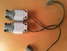 2x LEGO Technik Technic Power Functions L-Motor 88003
