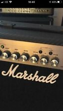 More details for 5 x replacement marshall amplifier  control knobs for 6mm shaft black/silver cap