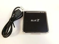 3-port HUB USB 2.0 + Reader multi memory card for PC or MAC / Plug & Play